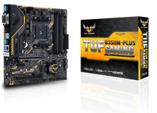 ASUS TUF B350M-PLUS GAMING AMD Socket AM4