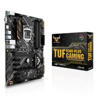 ASUS TUF B360-PLUS GAMING ATX Motherboard for Intel LGA1151 CPUs