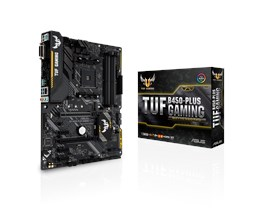 ASUS TUF B450-PLUS GAMING AMD Motherboard