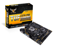 ASUS TUF Z370-PRO GAMING - ATX Motherboard for Intel CPUs