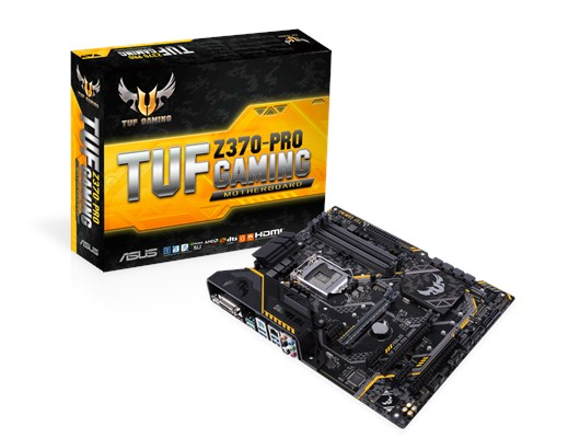 ASUS TUF Z370-PRO GAMING Intel Motherboard