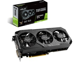 ASUS GeForce GTX 1660 SUPER TUF Gaming X3 6GB OC