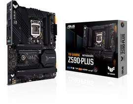 ASUS TUF Gaming Z590-Plus Intel Motherboard