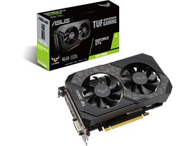 ASUS GeForce GTX 1660 SUPER TUF 6GB Graphics Card