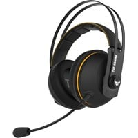 ASUS TUF Gaming H7 Wireless Gaming Headset, Yellow Highlights