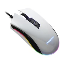 Tecware Torque Plus High Performance Gaming Mouse in White