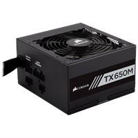 Corsair TX650M 650W Modular Power Supply 80 Plus Gold