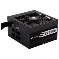 Corsair TX-M Series TX750M 750W Power Supply Unit (80 Plus Gold Certified) *Open Box*