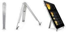 Versus Compact Metal Desk Stand - Supports Tablets Up To 10""