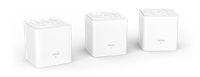 Tenda Nova (MW3) Whole Home Wi-Fi Mesh Kit 3 Pack 2-port Wireless