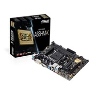 ASUS A68HM-K mATX Motherboard for AMD FM2+ CPUs