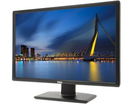 "Dell U2412M 24"" WUXGA IPS LED Monitor"