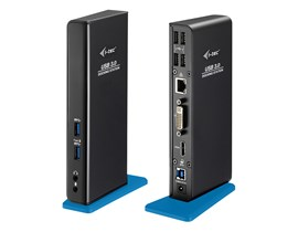 i-tec Advance Series USB 3.0 Dual Docking Station with HDMI and DVI
