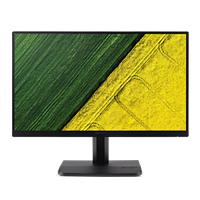 Acer ET241Y 24 inch LED IPS Monitor - IPS Panel, Full HD, 4ms, HDMI