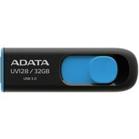 Adata UV128 128GB USB 3.0 Flash Stick Pen Memory Drive - Black