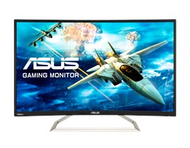 "ASUS VA326H 31.5"" Full HD LED 144Hz Curved Monitor"