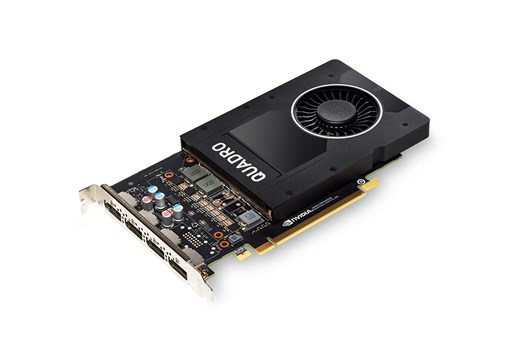 PNY Quadro P2000 5GB Pro Graphics Card