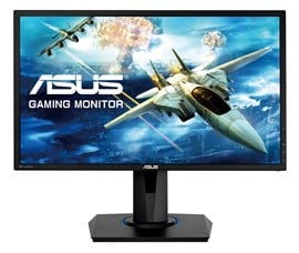 "ASUS VG245Q 24"" Full HD LED Gaming Monitor"