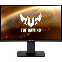 ASUS TUF Gaming VG24VQ 23.6 inch LED 1ms Gaming Curved Monitor, 1ms