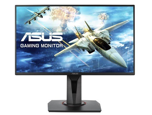 "ASUS VG258QR 24.5"" Full HD 165Hz Gaming Monitor"