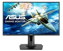 "ASUS VG278QR 27"" Full HD LED 165Hz Gaming Monitor"