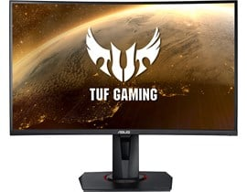 "ASUS TUF Gaming VG27WQ 27"" QHD VA Curved Monitor"