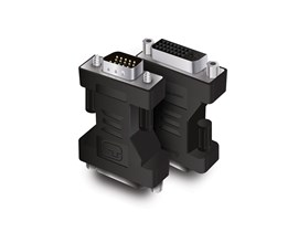 ALOGIC Premium Male VGA to Female DVI-I Adapter
