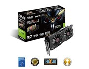 ASUS NVIDIA GeForce GTX 970 Strix 4GB Card