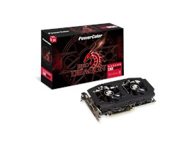 PowerColor Radeon RX 580 Red Dragon 8GB GPU