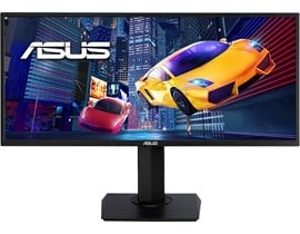 "ASUS VP348QGL 34"" UWQHD VA 75Hz Gaming LED Monitor"