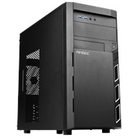 Antec VSK 3000 Elite Mid Tower Case - Black USB 3.0