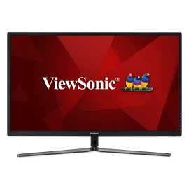 "ViewSonic VX3211-2K-MHD 32"" QHD LED IPS Monitor"