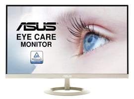 "ASUS VZ27AQ 27"" QHD LED IPS Monitor"