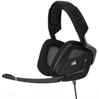 Corsair Void Pro Dolby 7.1 RGB USB Premium Gaming Headset (Carbon)