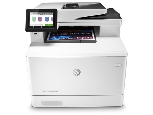 HP Colour LaserJet Pro MFP M479fdw A4 Multifunction Printer with Fax
