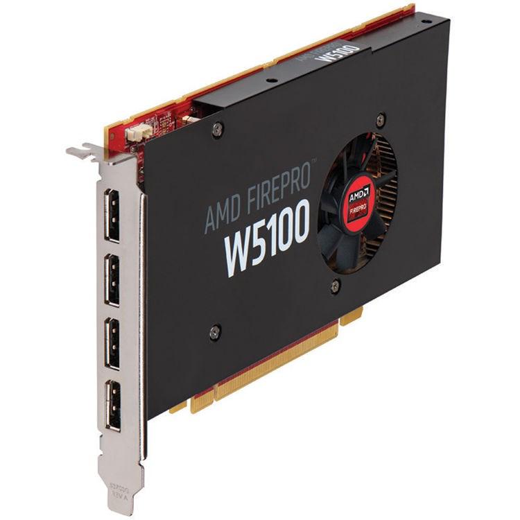 amd firepro w5100 4gb pro graphics card  100505974  ccl