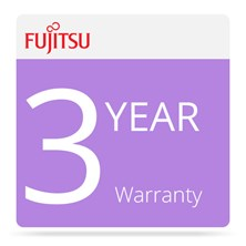 Fujitsu 3 Year On-Site Warranty for A557 LifeBook Laptop