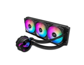 Asus ROG STRIX LC360 RGB 360mm Liquid CPU Cooler 3 x Addressable RGB PWM Fans