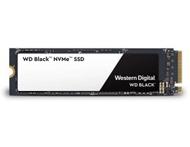 Western Digital Black NVMe 250GB M.2-2280 SSD