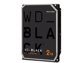 "Western Digital Black 2TB SATA III 3.5"" HDD"