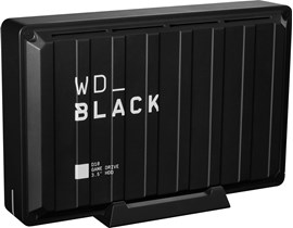Western Digital 8TB Black D10 Game Drive USB3.0
