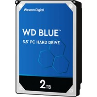 WD Blue 2TB 3.5 inch SATA III 5400RPM 256MB Cache Internal Hard Disk Drive *Open Box*