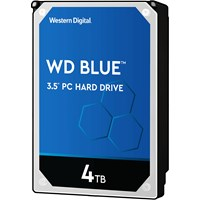 WD Blue 4TB (5400rpm) SATA 6Gb/s 64MB 3.5 inch Hard Drive (Internal) *Open Box*