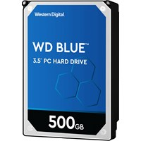 WD Blue 500GB (7200rpm) SATA 6Gb/s 32MB 3.5 inch Hard Drive (Internal) *Open Box*