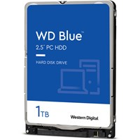 Western Digital Blue 1TB SATA III 2.5 Hard Drive - 5400RPM, 128MB