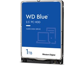 "Western Digital Blue 1TB SATA III 2.5"" HDD"