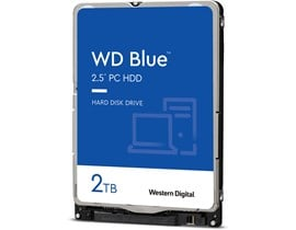 "Western Digital Blue 2TB SATA III 2.5"" HDD"