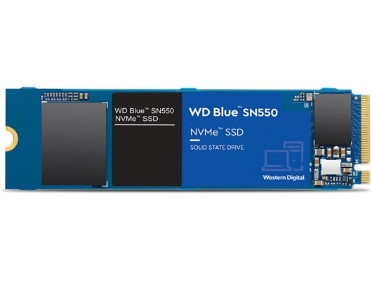 Western Digital Blue SN550 250GB M.2-2280 SSD