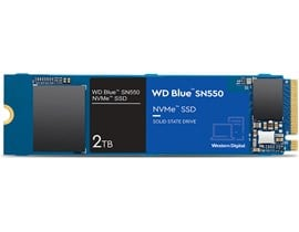 Western Digital Blue SN550 2TB M.2-2280 SSD