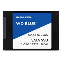 Western Digital Blue 2.5 500GB SATA III Solid State Drive